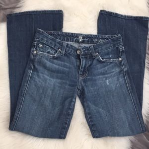 7 For All Mankind jeans, 24